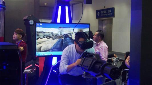 梦幻空间VR体验馆加盟支持