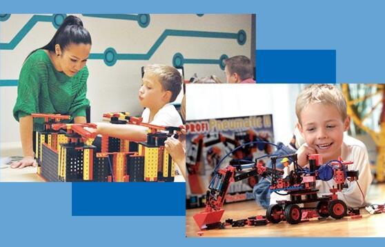 慧鱼机器人教育培训机构加盟优势