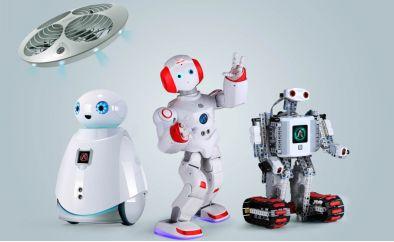 能力风暴机器人教育加盟