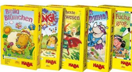 德国HABA数学