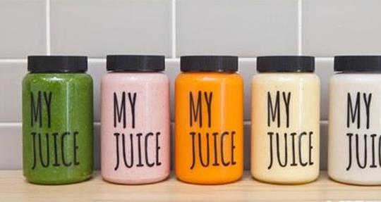 my juice奶茶